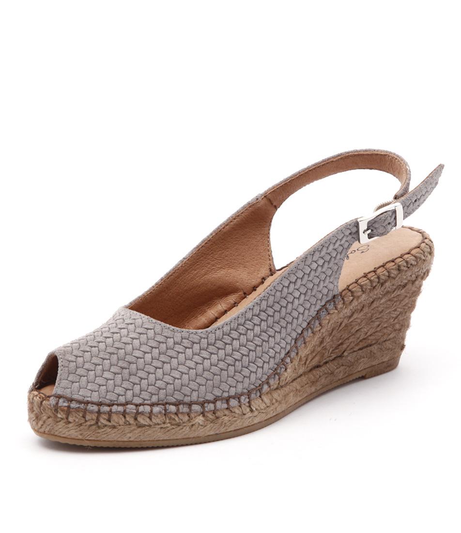 Sofia Cruz Ana 11 Grey Sandals online