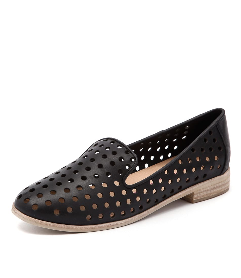 Mollini Queff Black Shoes