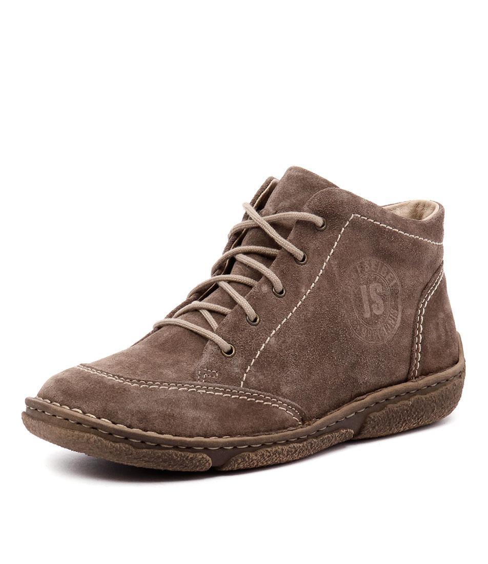 Josef Seibel Neele 01 Taupe Shoes