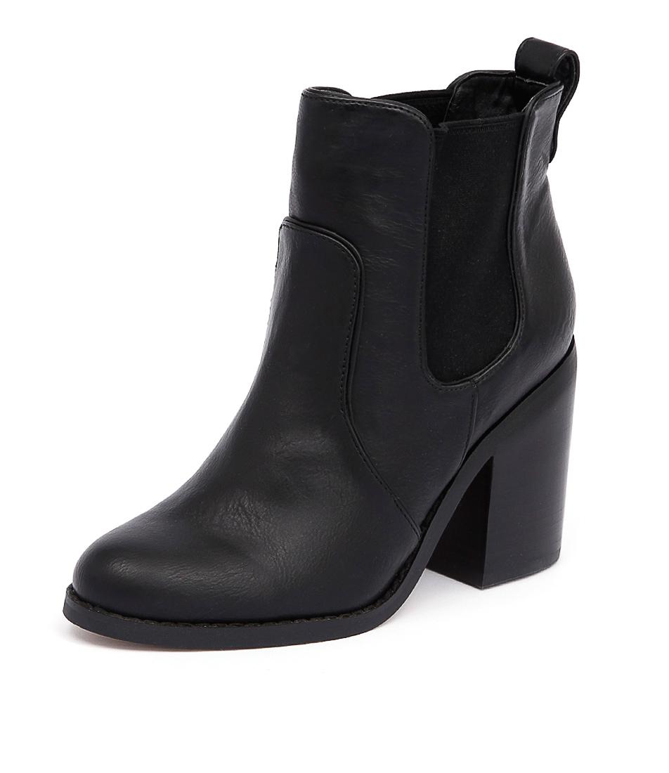 Lipstik Noelle Black Boots