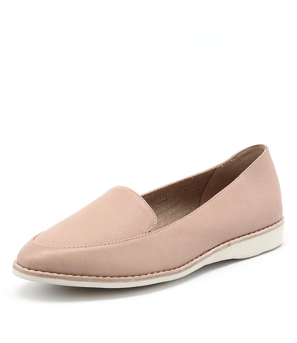 Silent D Karmen Nude Shoes