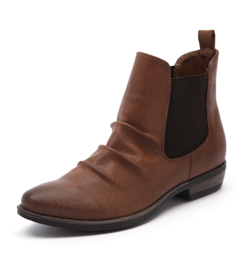 Therapy Redwood Tan Boots online
