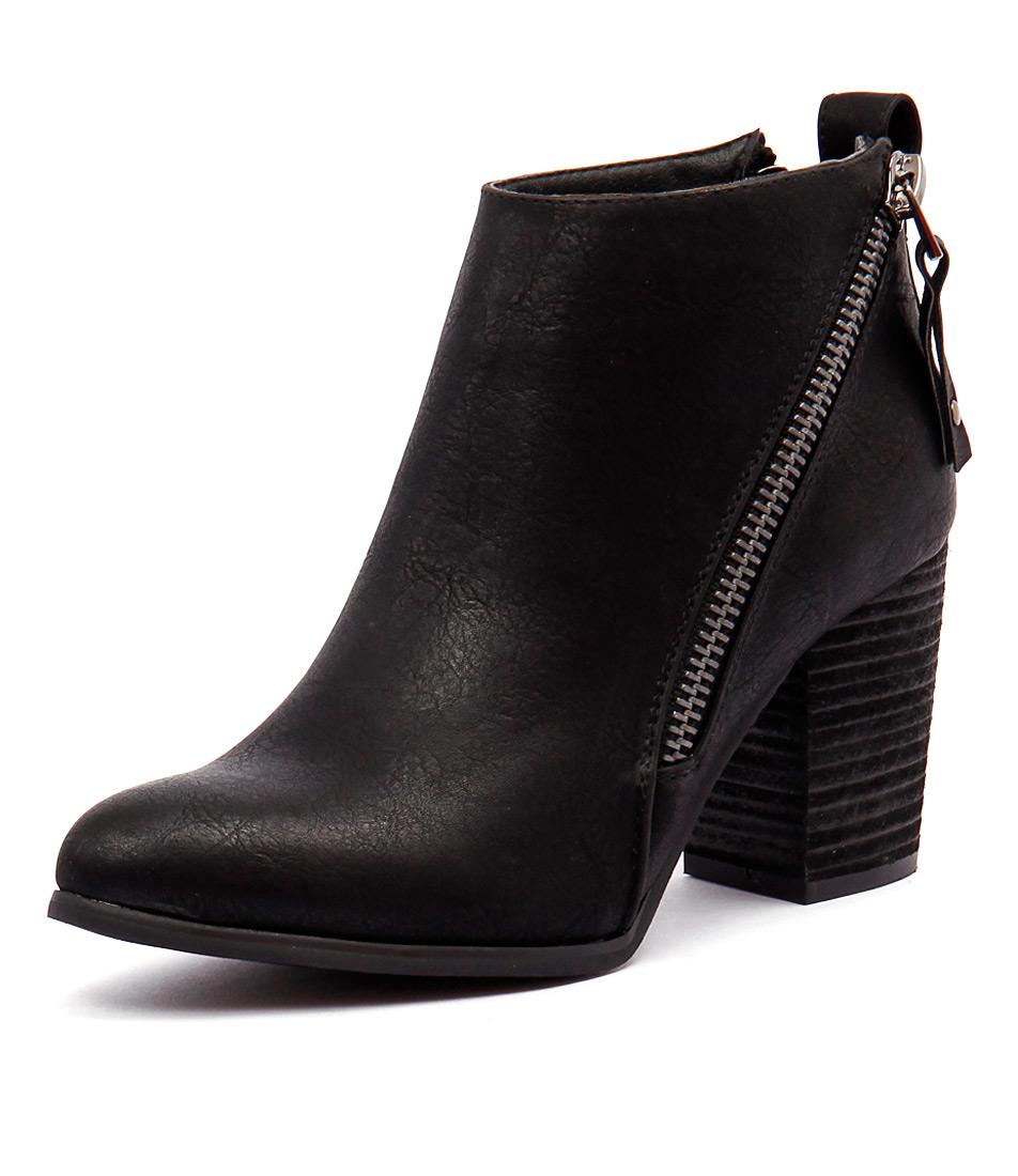 Verali Erica Black Boots