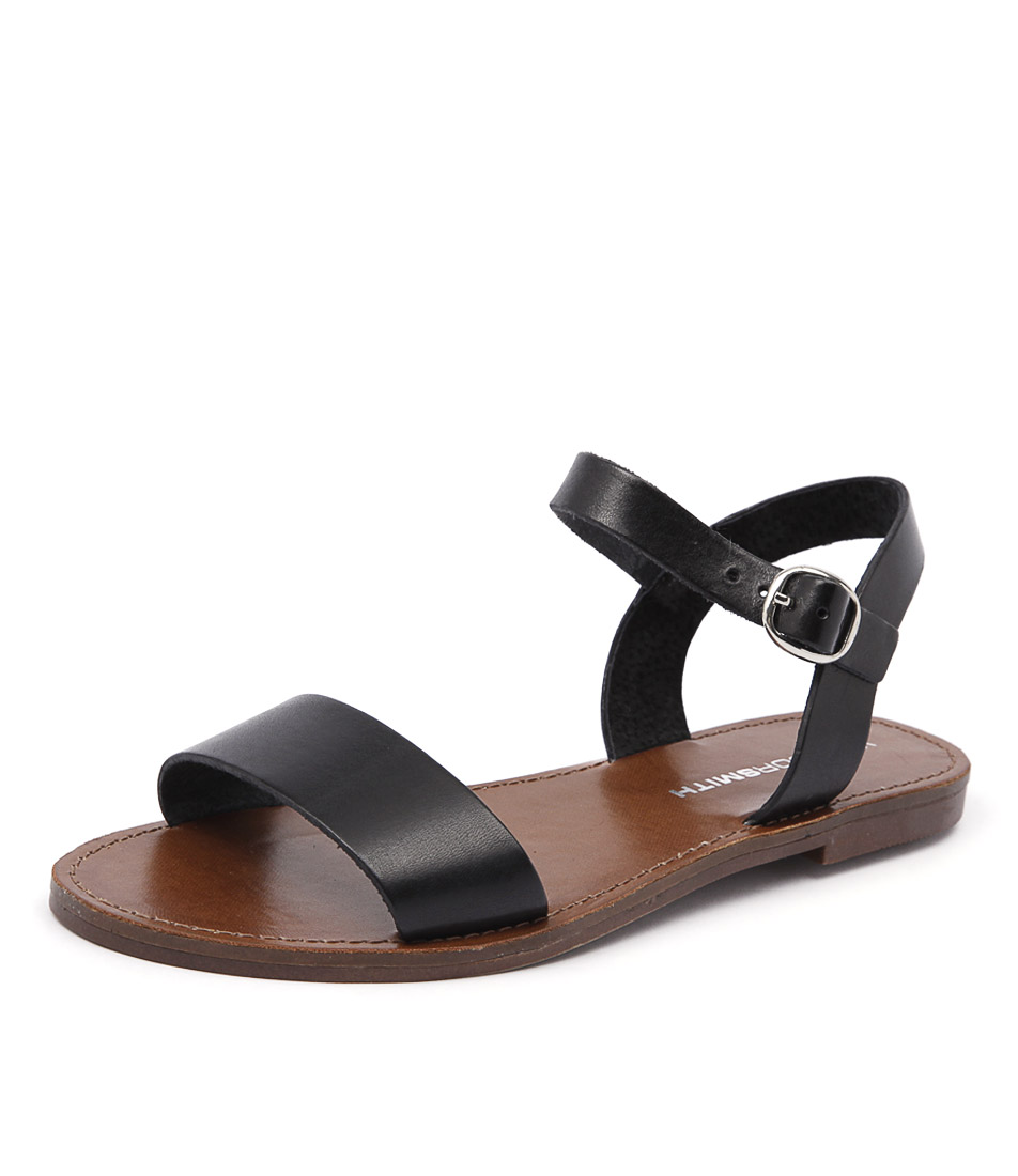 Windsor Smith Bondi Black Sandals online